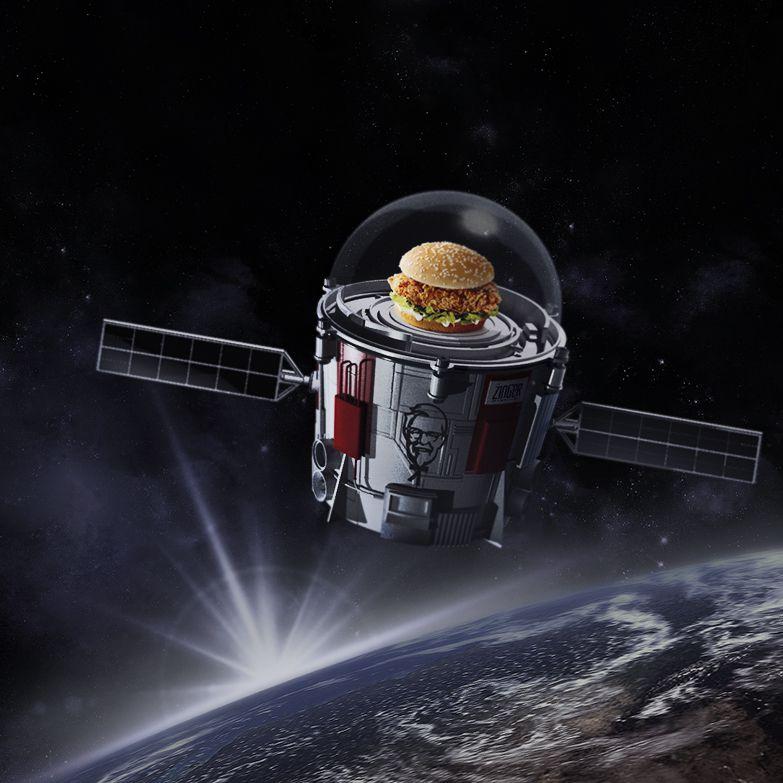 Zinger Sandwich / Credit: FTP Edelman