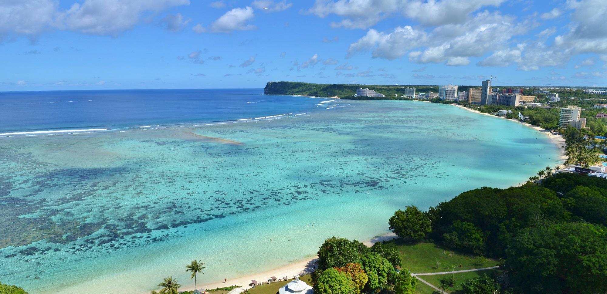Guam Shutterstock/Michael Fitzsimmons