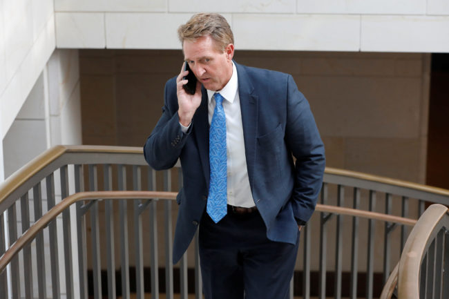 New Poll Says Flake Is In Deep Trouble In Arizona GOP ...