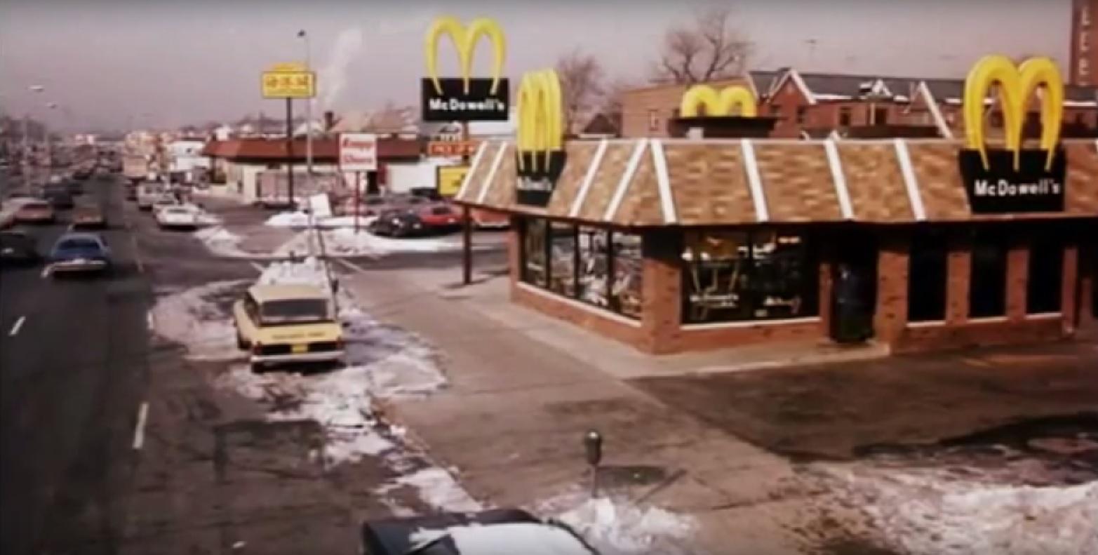 McDowells restaurant Coming to America YouTube screenshot/Daniele Alessandra