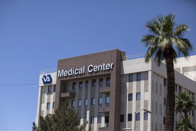 The Carl T. Hayden VA Medical Center is pictured in Phoenix, Arizona June 11, 2014. REUTERS/Samantha Sais