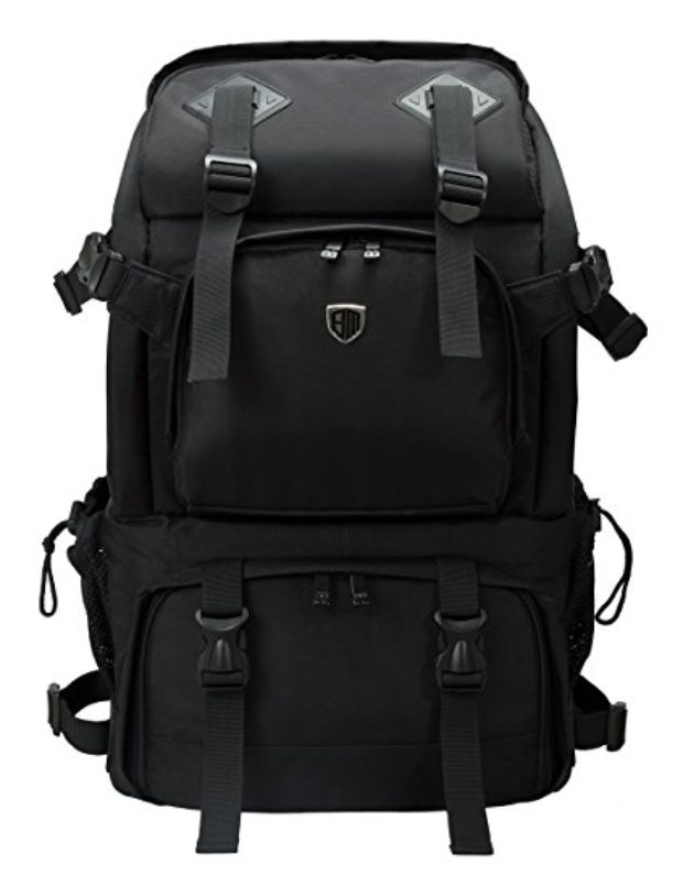 Normally $115, this anti-theft backpack is 30 percent off today (Photo via Amazon)