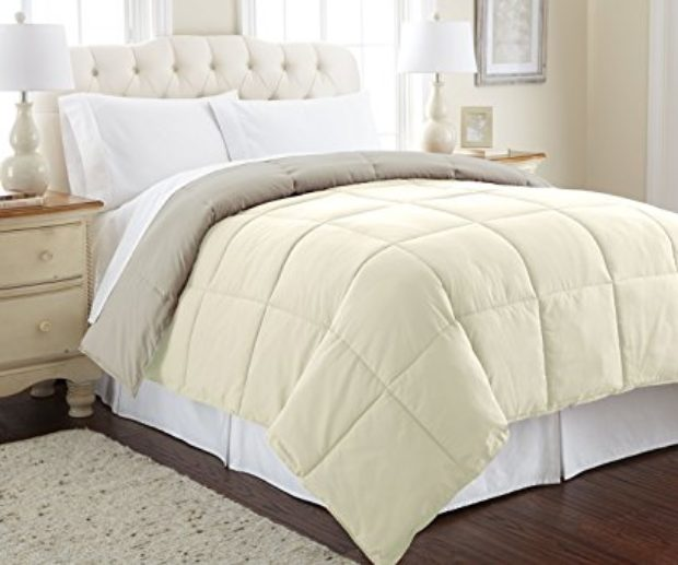 Normally $37, this comforter is 37 percent off today (Photo via Amazon)