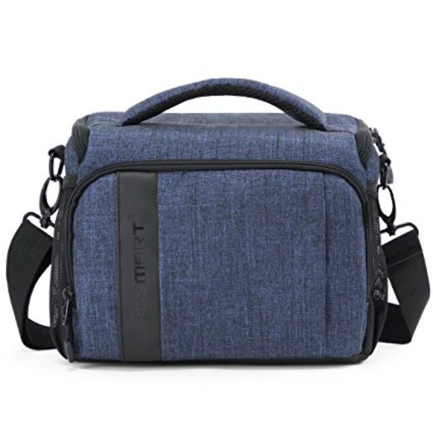 Normally $39, this camera shoulder bag is 37 percent off today (Photo via Amazon)