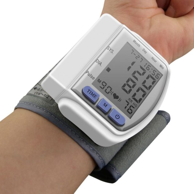 Normally $30, this blood pressure monitor is 67 percent off with this code (Photo via Gamiss)
