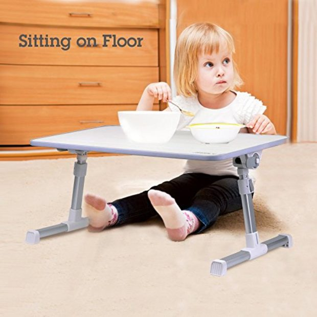 Yes, you can even use it on the floor if you are a small child (Photo via Amazon)