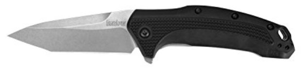 Normally $37, this Kershaw knife is 28 percent off today (Photo via Amazon)