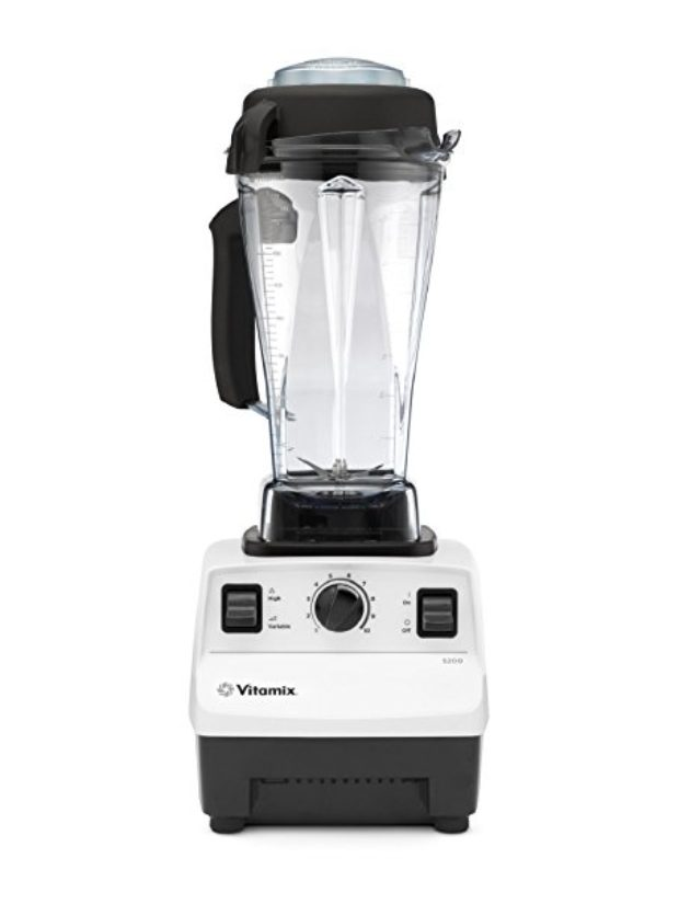 Normally $450, this Vitamix blender is 32 percent off (Photo via Amazon)