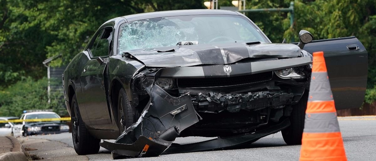 Dodge Challenger Charlottesville Getty Images/Win McNamee