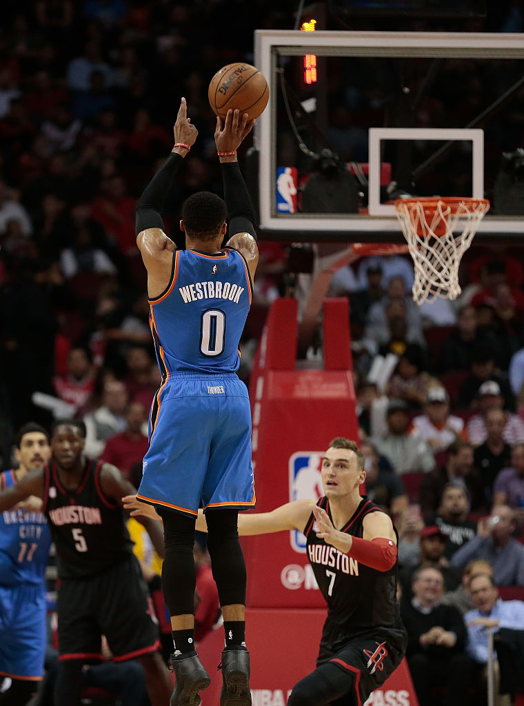 b26826122e83 Russell Westbrook Signs 10-Year Extension With Jordan Brand