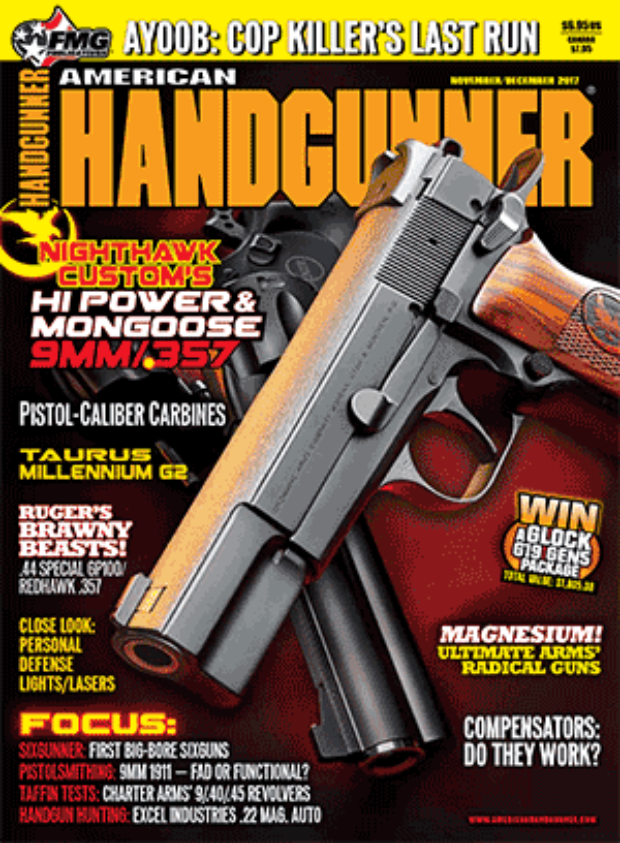 Gun Tests: Ruger's GP100  44 Special, Redhawk 8-shot  357