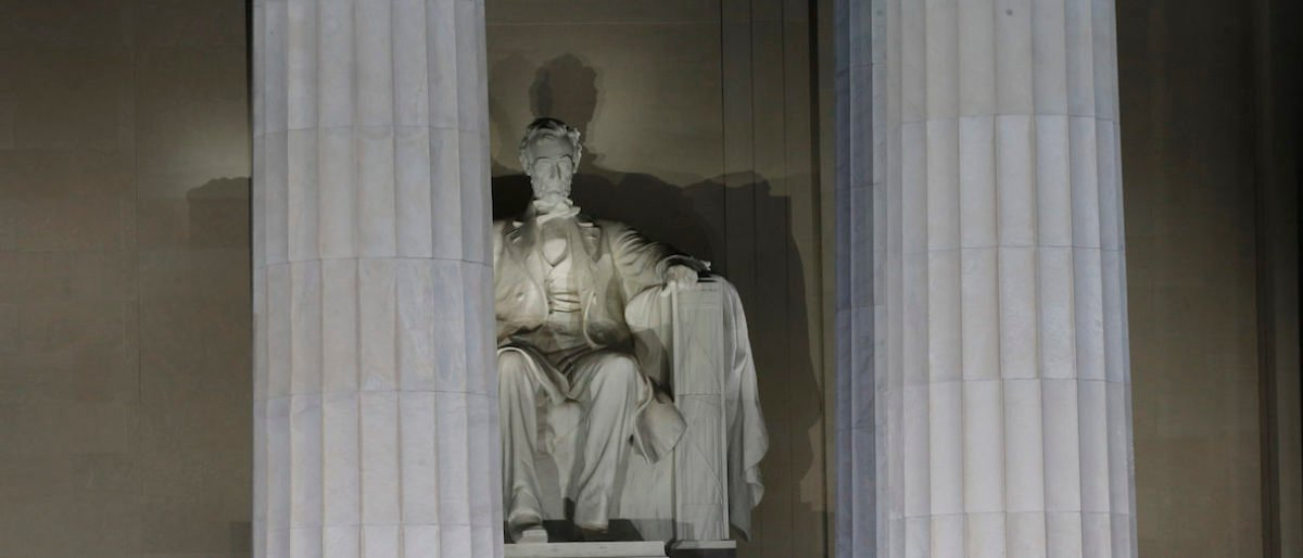 lincoln memorial vandalized. a man allegedly used penny to vandalize the lincoln memorial in washington dc reuters vandalized