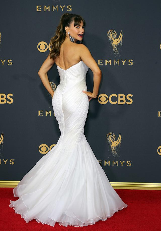 69th Primetime Emmy Awards ñ Arrivals ñ Los Angeles, California, U.S., 17/09/2017 - Sofia Vergara. REUTERS/Mike Blake - HP1ED9H1RFRL2