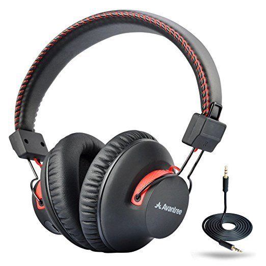 Normally $80, these wireless bluetooth headphones are 48 percent off today (Photo via Amazon)