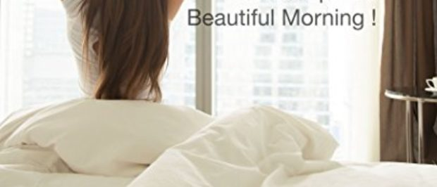 Wake up to a beautiful morning (Photo via Amazon)