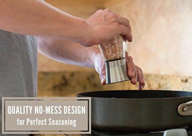 Quality no mess design (Photo via Amazon)