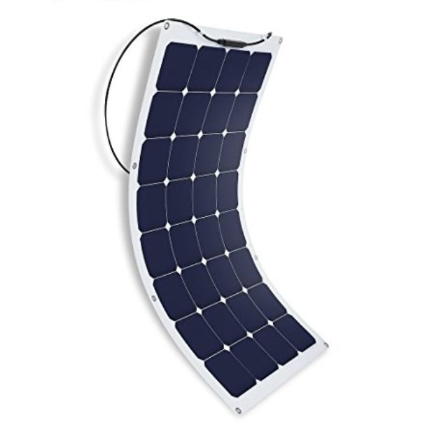 Normally $330, this solar panel charger is 58 percent off today (Photo via Amazon)
