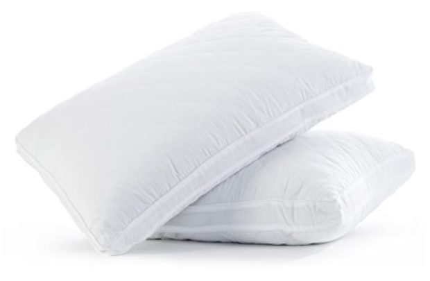 Normally $150, this 2-pack of pillows is 67 percent off today (Photo via Amazon)