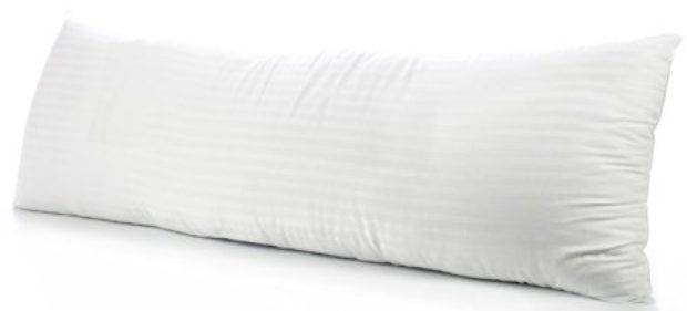 Normally $90, this body pillow is 70 percent off today (Photo via Amazon)