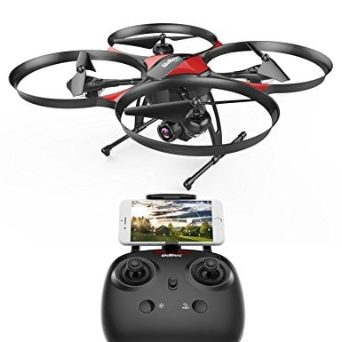 Normally $200, this drone is 56 percent off with this code (Photo via Amazon)