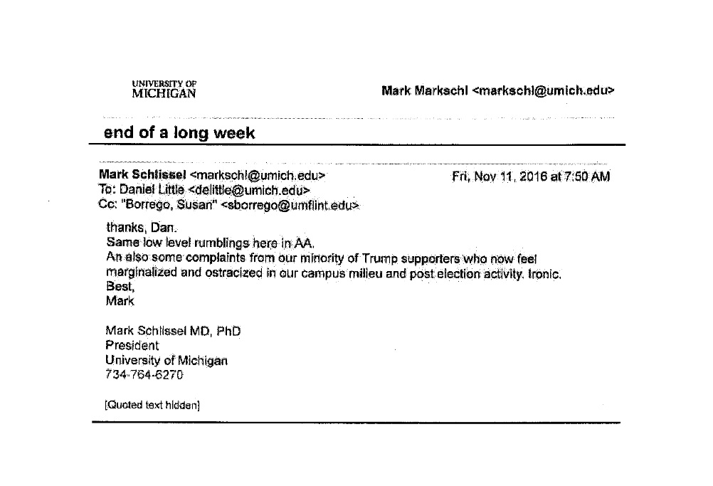 Mackinac FOIA email 1