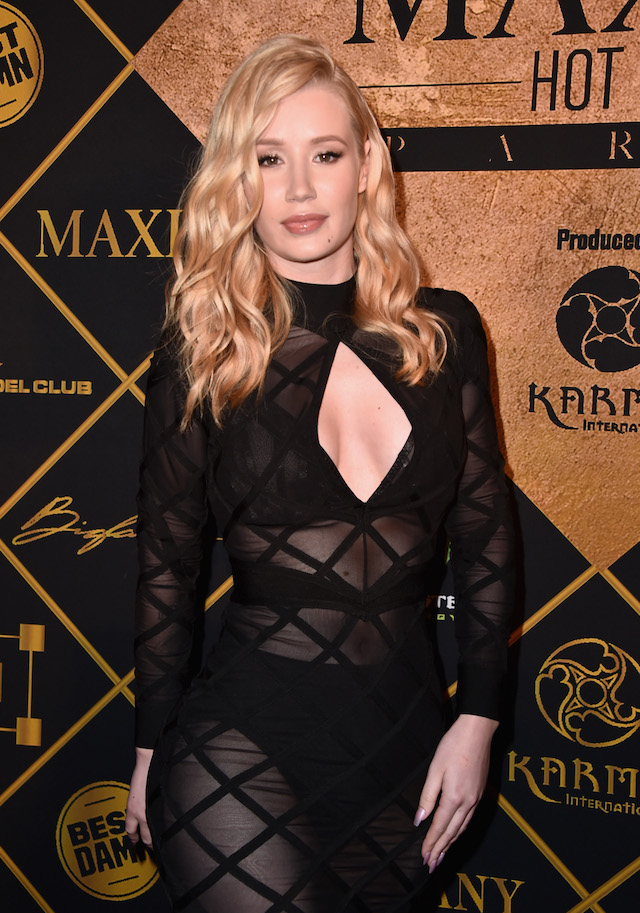 LOS ANGELES, CA - JULY 30: Singer Iggy Azalea attends the Maxim Hot 100 Party at the Hollywood Palladium on July 30, 2016 in Los Angeles, California. (Photo by Alberto E. Rodriguez/Getty Images)
