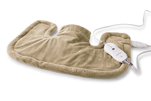 Normally $40, this heating pad is 34 percent off today (Photo via Amazon)