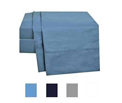 Normally $38, these sheets are 70 percent off today (Photo via Amazon)