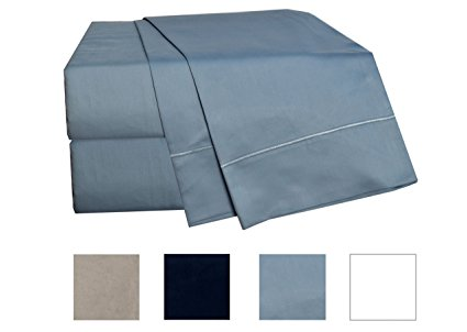 Normally $99, these sheets are 44 percent off today. They are available in 4 different colors (Photo via Amazon)