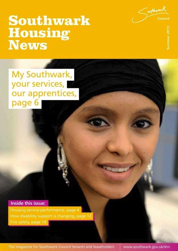 Southwark Council News (Credit: Southwark Council)