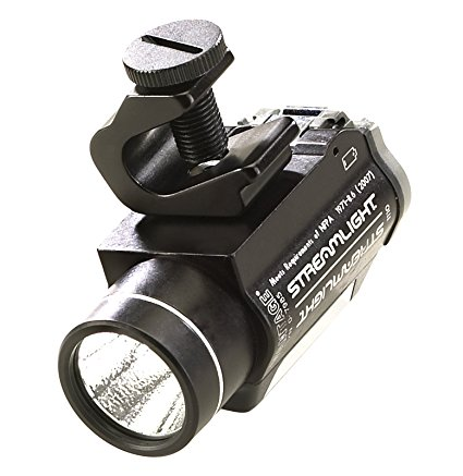 Normally $110, this LED tactical helmet mounted flashlight is 29 percent off today (Photo via Amazon)