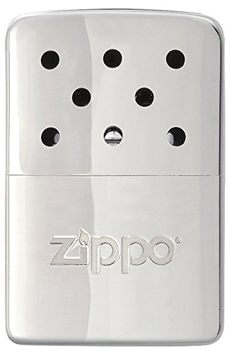 Normally $14, this Zippo hand warmer is 40 percent off today (Photo via Amazon)