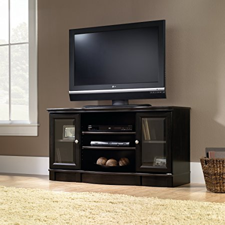 Normally $292, this entertainment center is 60 percent off for Black Friday (Photo via Amazon)
