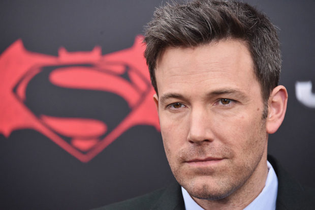 NEW YORK, NY - MARCH 20: Actor Ben Affleck attends The 'Batman V Superman: Dawn Of Justice' New York Premiere at Radio City Music Hall on March 20, 2016 in New York City. (Photo by Mike Coppola/Getty Images)
