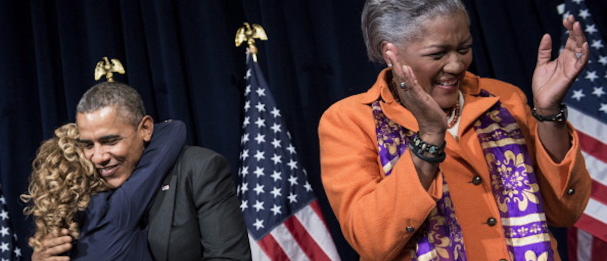 Image result for Donna Brazile Lays Out How Obama's Obsession With 'His Image' 'Leeched' The Democratic Party 'Of Its Vitality'