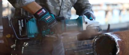 Makita (Amazon video screenshot)