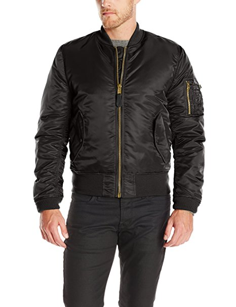 Normally $150, this bomber jacket is 59 percent off today (Photo via Amazon)