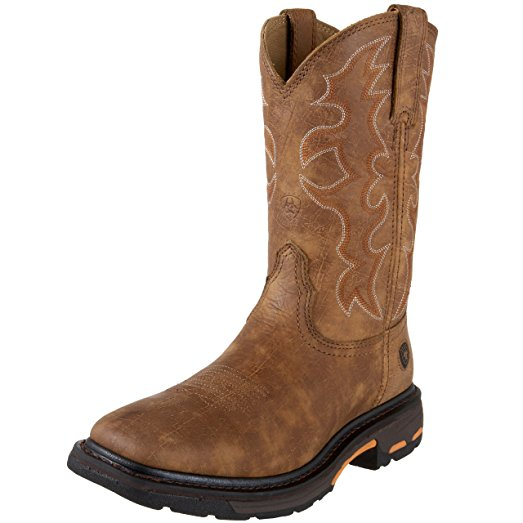 Normally $190, these boots are 49 percent off today. They are available in both rugged bark and dark earth (Photo via Amazon)