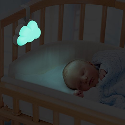 Photo via $30, this baby sound machine is 57 percent off today (Photo via Amazon)