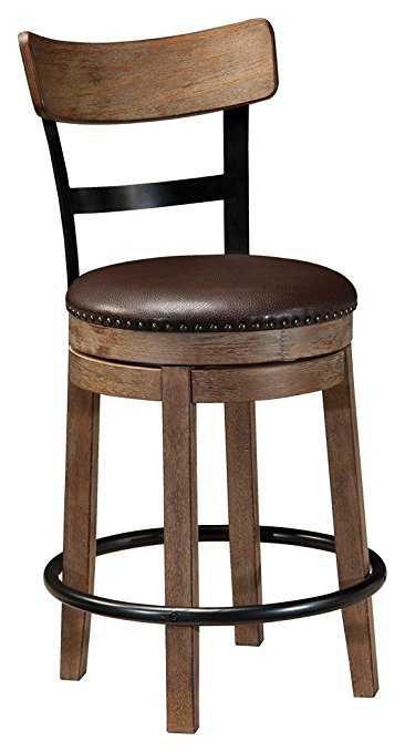 Normally $170, this barstool is 50 percent off today (Photo via Amazon)
