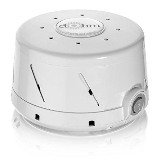 Normally $50, this #1 bestselling sound machine is 37 percent off today (Photo via Amazon)