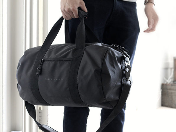 Normally $200, this duffel is 65 percent off