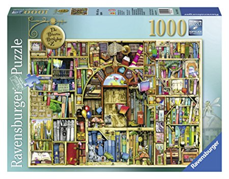 Normally $17, this #1 bestselling puzzle is 49 percent off today (Photo via Amazon)