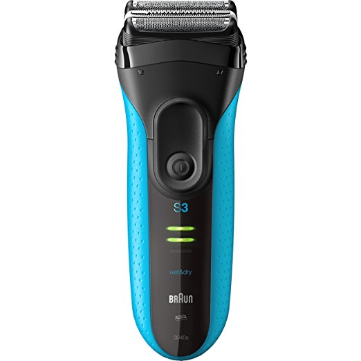 Normally $70, this #1 bestselling electric foil shaver is 50 percent off today (Photo via Amazon)