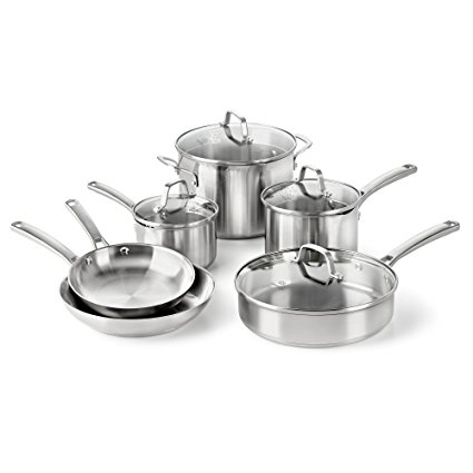 Normally $270, this #1 bestselling cookware set is 64 percent off today (Photo via Amazon)