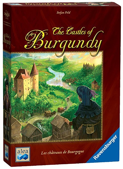 Normally $42, The Castles of Burgundy is 54 percent off today (Photo via Amazon)