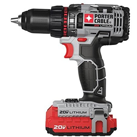 Normally $135, this drill/driver kit is 37 percent off today (Photo via Amazon)