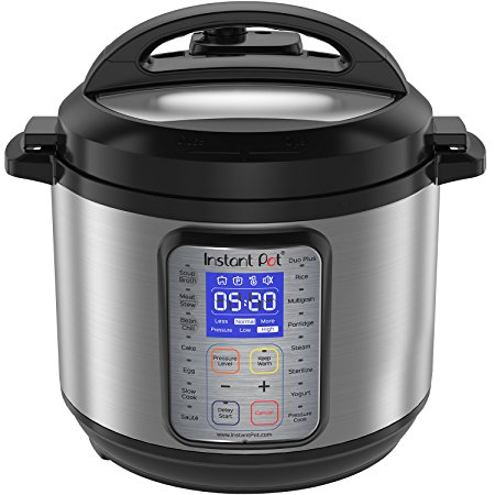 Normally $120, the Instant Pot Duo Plus is 38 percent off today (Photo via Amazon)