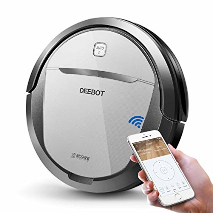 Normally $230, this robotic vacuum is 26 percent off with this code (Photo via Amazon)