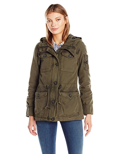 Normally $180, this jacket is 68 percent off today. It is available in 3 different colors (Photo via Amazon)